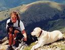 Trinchera Peak. August 1998.