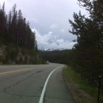 Nearing Cameron Pass