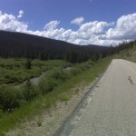 Climbing Willow Creek Pass