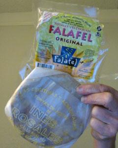 Falafel and Tortas