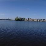 SUP lake