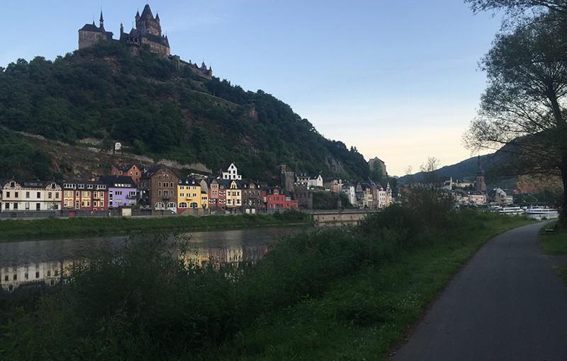 Cochem, Mosel Valley, Germany