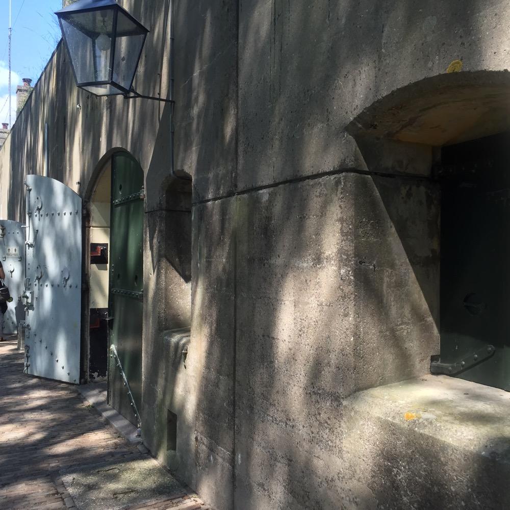 Fort in Edam
