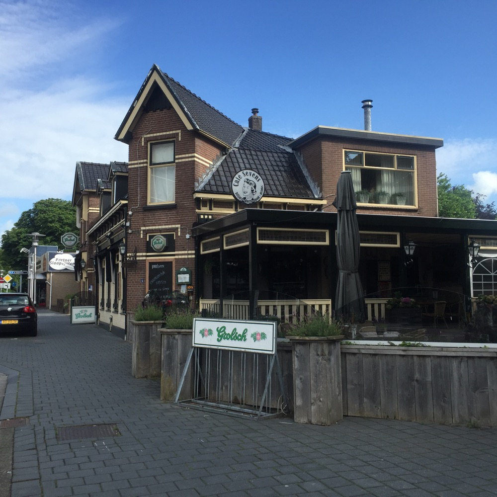 een kroeg in Hardenburg, Overijssel