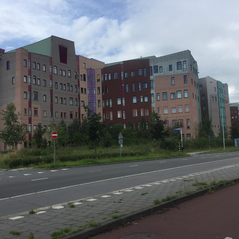 appartement gebouw Zwolle, Overijssel