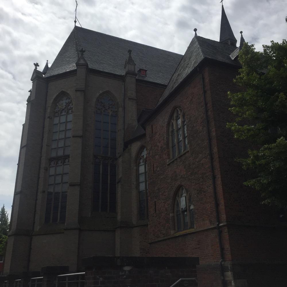 kerk, Kleve
