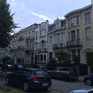 appartement gebouwen