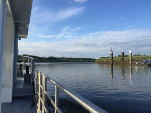 Scheldt rivier, België