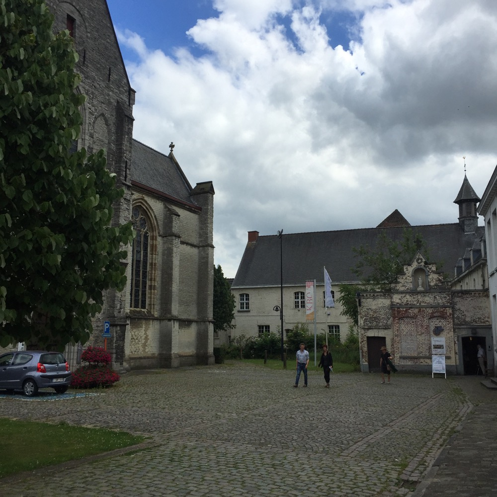 kerk plein